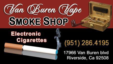 Van Buren Vape Smoke Shop